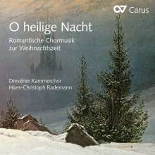 Dresdner Kammerchor - O heilige Nacht, CD
