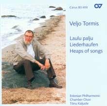 """Veljo Tormis (1930-2017): Chorwerke """"Liederhaufen"""", CD"""