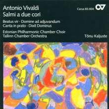 Antonio Vivaldi (1678-1741): Beatus Vir RV 597, CD
