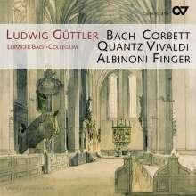 Ludwig Güttler & das Leipziger Bach-Collegium, CD