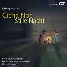 Maciej Malecki (geb. 1940): Cicha Noc - Stille Nacht (Polnisches Weihnachtskonzert), CD