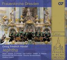 Georg Friedrich Händel (1685-1759): Jephta, 3 Super Audio CDs