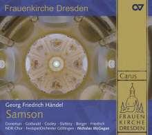 Georg Friedrich Händel (1685-1759): Samson, 3 Super Audio CDs