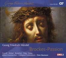 Georg Friedrich Händel (1685-1759): Passion nach Brockes, 2 CDs