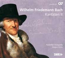 Wilhelm Friedemann Bach (1710-1784): Kantaten II, CD