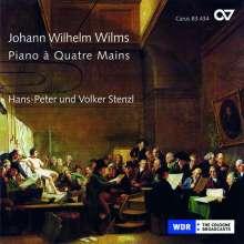 Johann Wilhelm Wilms (1772-1847): Sonaten opp.31 & 41 für Klavier 4-händig, CD