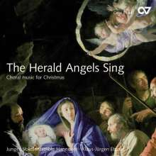 Junges Vokalensemble Hannover - The Herald Angels Sing, CD