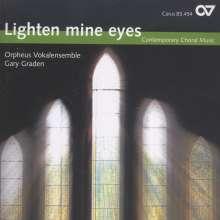 Orpheus Vokalensemble - Lighten mine eyes, CD