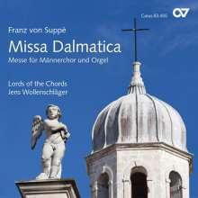 Franz von Suppe (1819-1895): Missa Dalmatica (für Soli,Männerchor & Orgel), CD