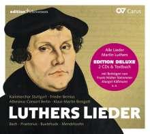Luthers Lieder, 2 CDs