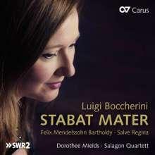 Luigi Boccherini (1743-1805): Stabat Mater f-moll op. 61 G. 532 (Erstfassung 1781), CD