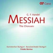 Georg Friedrich Händel (1685-1759): Der Messias (Die großen Chöre), CD