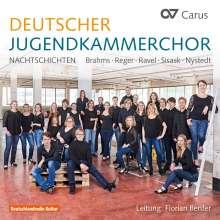Deutscher Jugendkammerchor - Nachtschichten, CD