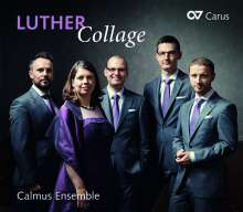 Calmus Ensemble - Luther Collage, CD