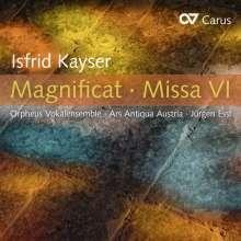 Isfrid Kayser (1712-1771): Magnificat, CD
