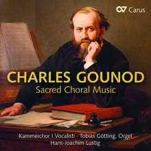 Charles Gounod (1818-1893): Geistliche Chorwerke, CD