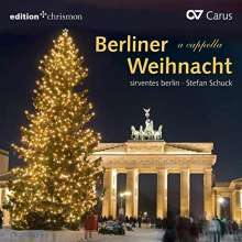 Berliner Weihnacht a cappella, CD