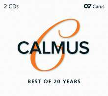 Calmus Ensemble - Best of 20 Years, 2 CDs