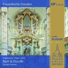 Die neue Kern-Orgel der Dresdner Frauenkirche, CD