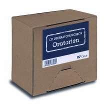 """CD Überraschungsbox """"ORATORIEN"""" (Carus / Exklusiv für jpc), 3 CDs und 3 Super Audio CDs"""