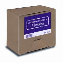 """CD Überraschungsbox """"MESSEN"""" (Carus / Exklusiv für jpc), 5 CDs"""