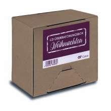 """CD Überraschungsbox """"WEIHNACHTEN"""" (Carus / Exklusiv für jpc), 4 CDs"""