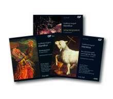 Gottfried August Homilius (1714-1785): Passionen (Exklusiv für jpc), 6 CDs