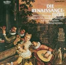 Peter Thalheimer,Renaissance-Flöte, CD