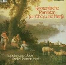 Musik für Oboe & Harfe, CD
