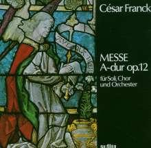 Cesar Franck (1822-1890): Messe solennelle A-dur op.12, CD