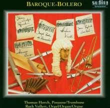 "Musik für Posaune & Orgel ""Baroque Bolero"", CD"