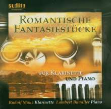 Rudolf Mauz - Romantische Fantasiestücke, CD