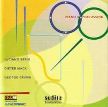 Piano & Percussion, CD