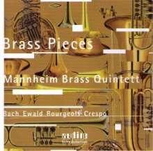 Mannheim Brass Quintett - Brass Pieces, CD