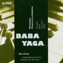 "Albrecht Volz - ""Baba Yaga - Pictures at an Exhibition"", CD"