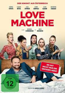 Love Machine, DVD