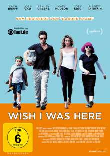 Wish I Was Here, DVD
