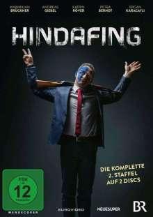 Hindafing Staffel 2, 2 DVDs