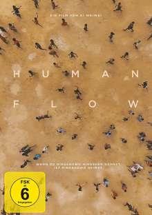Human Flow, DVD