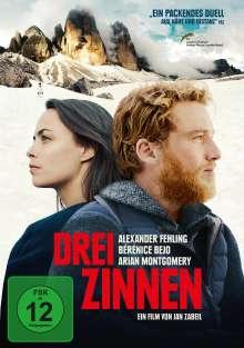 Drei Zinnen, DVD