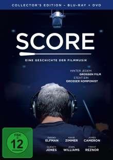 Score - Eine Geschichte der Filmmusik (Collector's Edition) (Blu-ray & DVD), 2 Blu-ray Discs