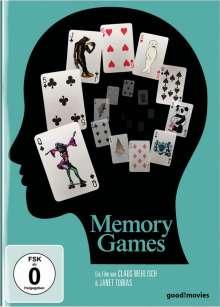 Memory Games, DVD
