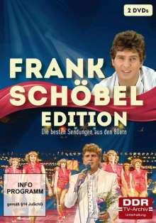 Frank Schöbel Edition - Die besten Sendungen aus den 80ern, 2 DVDs