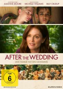 After the Wedding, DVD