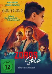 Zoros Solo, DVD