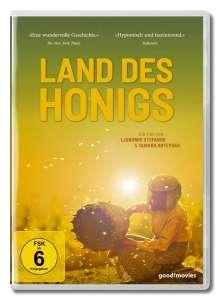 Land des Honigs (OmU), DVD