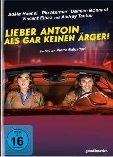 Lieber Antoine als gar keinen Ärger, DVD