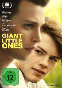Giant little Ones, DVD