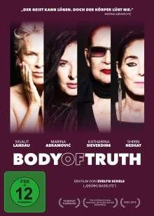 Body of Truth, DVD