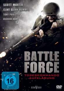 Battle Force, DVD